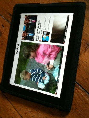 Flipboard — iPad's killer app
