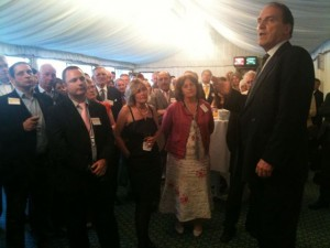 Simon Hughes addresses parliamentary candidates, June 2010