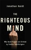 The not-so Righteous Mind?
