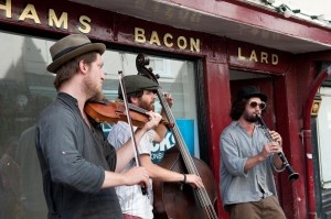Payazén — the finest buskers in the world?